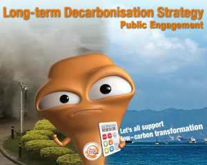 Public Engagement on Long-term Decarbonisation Strategy